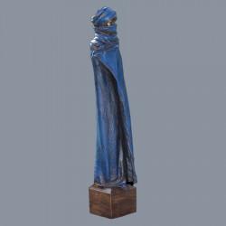 BAAKIR, Touareg - l'homme bleu