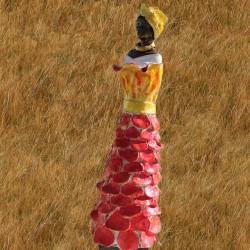 R'UZA, Femme pétales